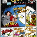 Buck Godot – Zap Gun for Hire #1 – 8 (1993-1998)