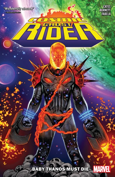 Cosmic Ghost Rider – Baby Thanos Must Die (TPB) (2019)
