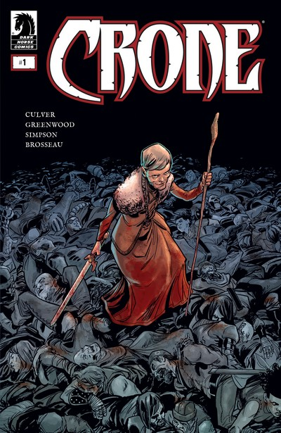 Crone #1 – 5 (2019-2020)
