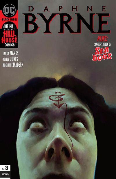 Daphne Byrne #3 (2020)