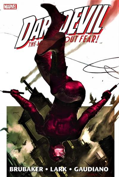 Daredevil by Ed Brubaker Omnibus Vol. 1 – 2 (Fan Made) (2009-2017)
