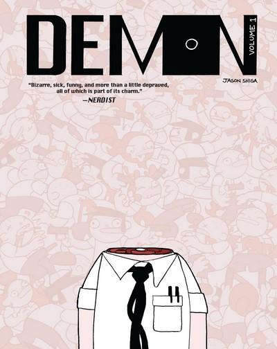 Demon Vol. 1 – 4 (2016-2017)