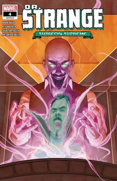 Dr. Strange – Surgeon Supreme #4 (2020)