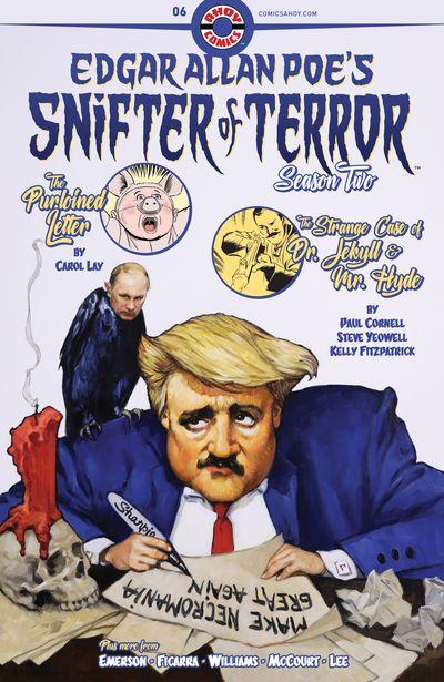Edgar Allan Poe's Snifter Of Terror Season 2 #6 (2020)