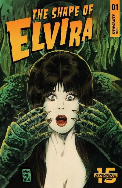 Elvira – The Shape of Elvira #1 – 4 (2019)
