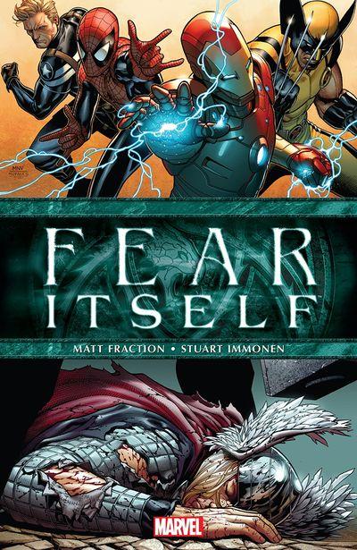 Fear Itself (TPB) (2012)