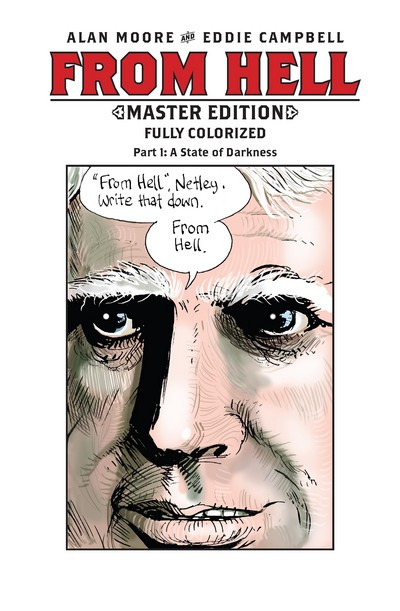 From Hell – Master Edition #1 – 10 (2018-2020)