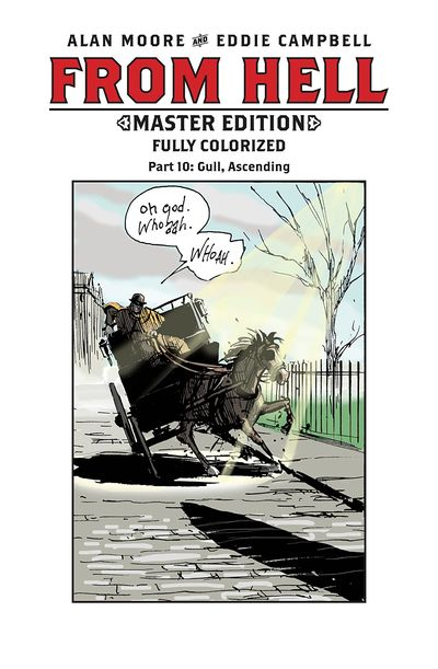 From Hell – Master Edition #10 (2020)