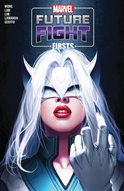 Future Fight Firsts (TPB) (2020)
