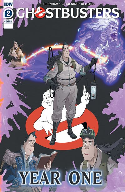 Ghostbusters – Year One #2 (2020)