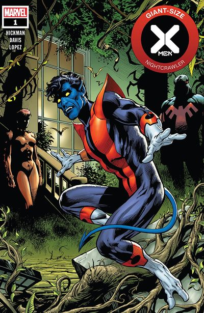 Giant-Size X-Men – Nightcrawler #1 (2020)