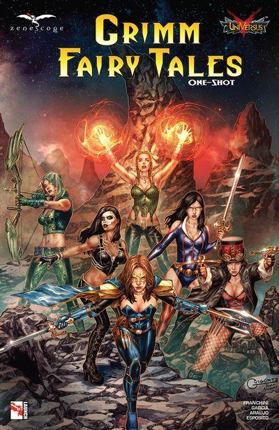 Grimm Fairy Tales – Universus (2020)