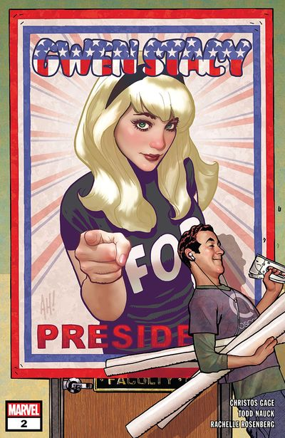 Gwen Stacy #2 (2020)