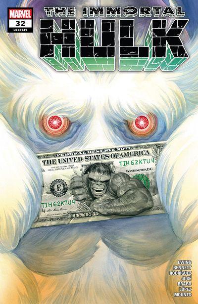 Immortal Hulk #32 (2020)