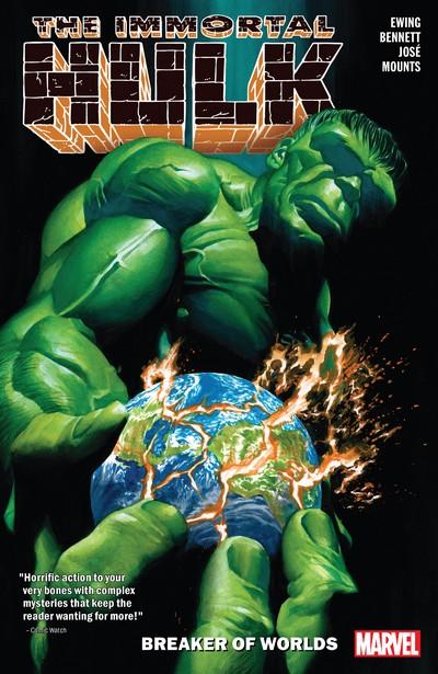 Immortal Hulk Vol. 5 – Breaker of Worlds (TPB) (2019)
