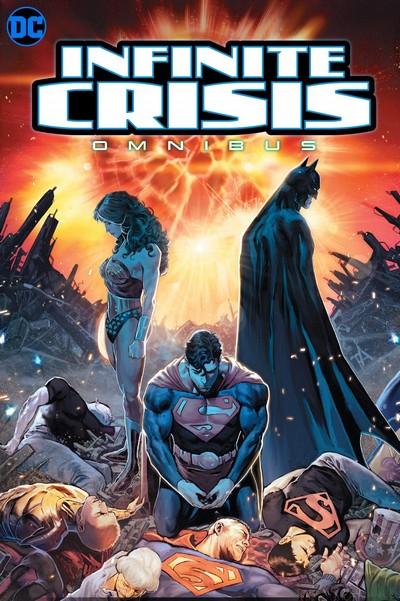 Infinite Crisis Omnibus (Fan Made) (2020)