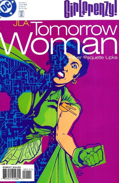 JLA – Tomorrow Woman #1 (1998)