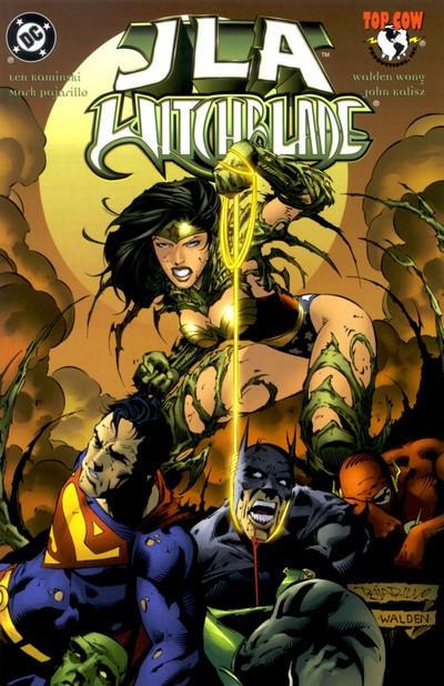 JLA – Witchblade (2000)