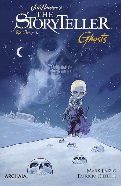 Jim Henson's The Storyteller – Ghosts #1 (2020)