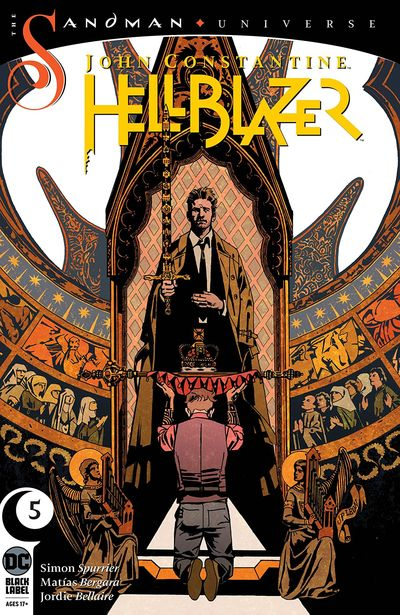John Constantine – Hellblazer #5 (2020)