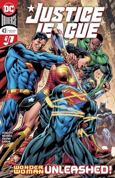 Justice League #43 (2020)