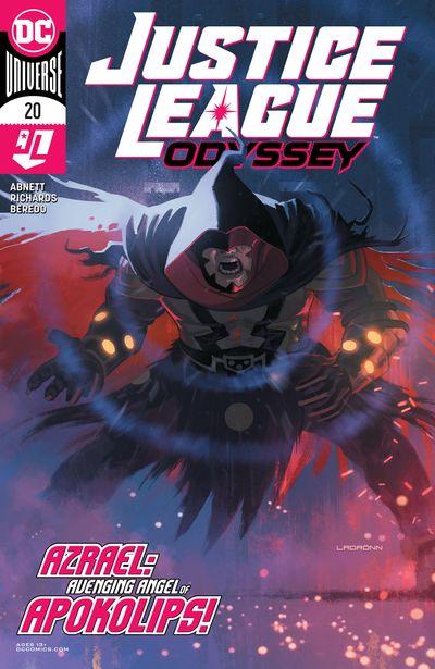 Justice League Odyssey #20 (2020)