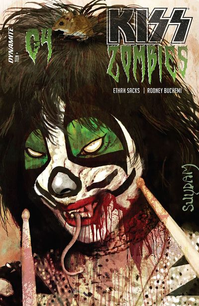 KISS – Zombies #4 (2020)
