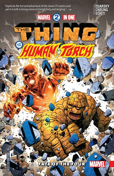 Marvel Two-In-One Vol. 1 – 2 (TPB) (2018-2019)