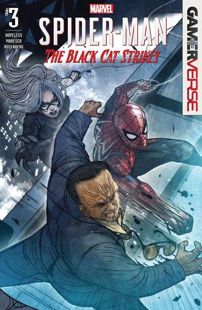 Marvel's Spider-Man – The Black Cat Strikes #3 (2020)