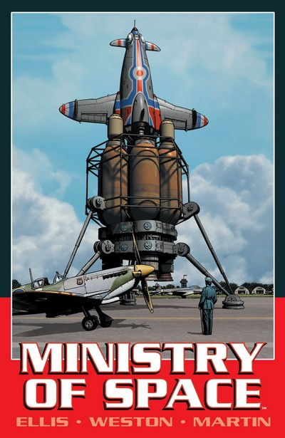 Ministry of Space (2006, 2nd print)