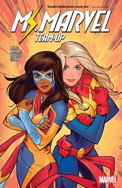Ms. Marvel Team-Up (TPB) (2019)