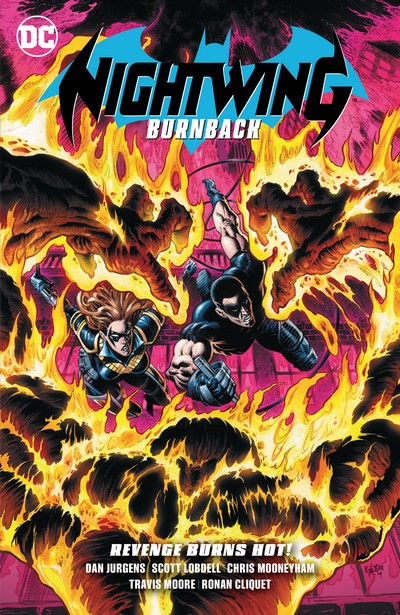 Nightwing – Burnback (TPB) (2020)