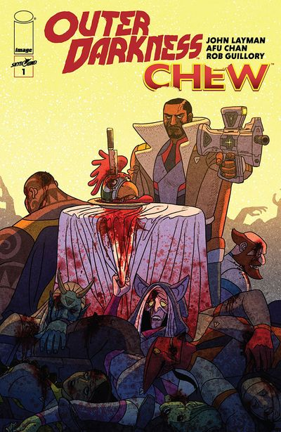 Outer Darkness – Chew #1 (2020)