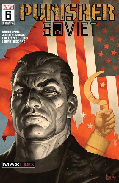 Punisher – Soviet #6 (2020)
