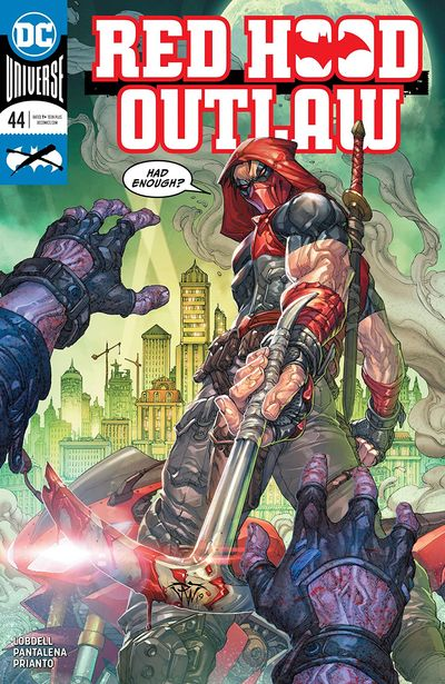 Red Hood – Outlaw #44 (2020)