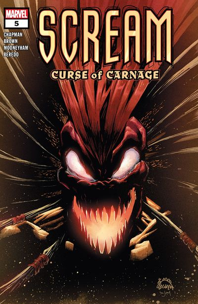 Scream – Curse Of Carnage #5 (2020)