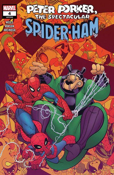 Spider-Ham #4 (2020)