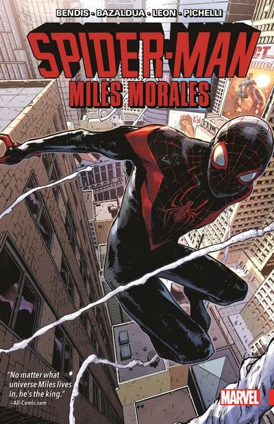Spider-Man – Miles Morales Omnibus (Fan Made) (2020)