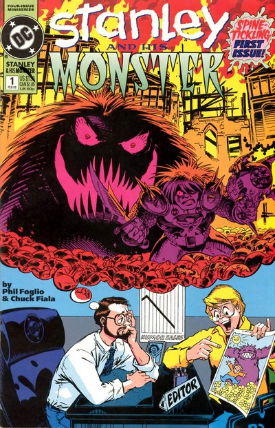 Stanley and His Monster #1 – 4 (1993)