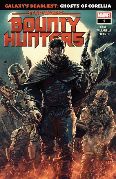 Star Wars – Bounty Hunters #1 (2020)