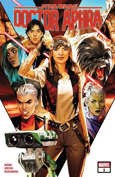 Star Wars – Doctor Aphra #1 (2020)