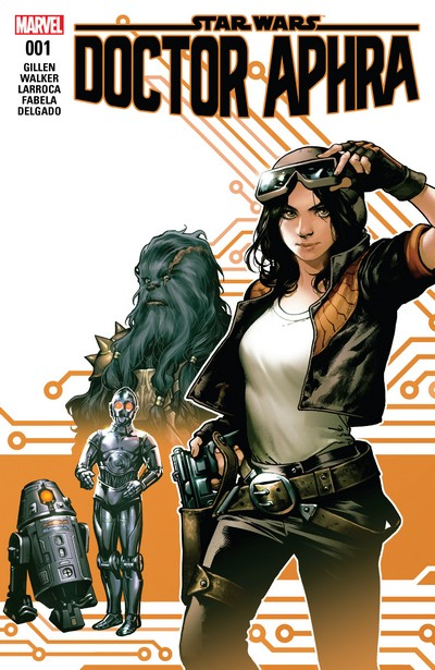Star Wars – Doctor Aphra #1 – 40 + TPBs (2017-2020)