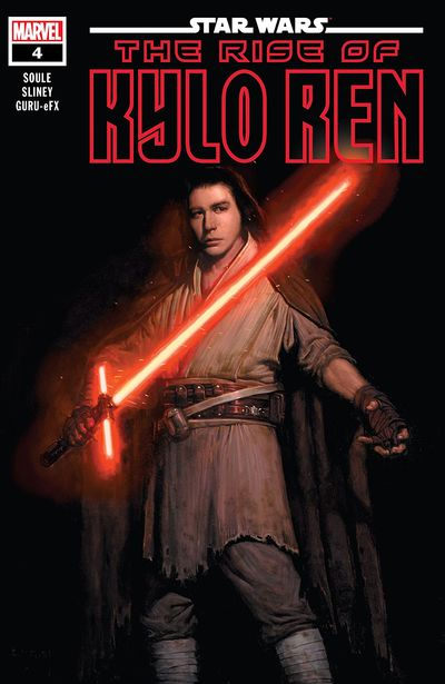Star Wars – The Rise Of Kylo Ren #4 (2020)