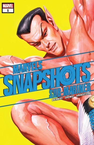 Sub-Mariner – Marvels Snapshot #1 (2020)