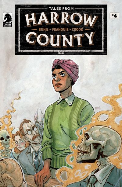 Tales From Harrow County – Death's Choir #4 (2020)