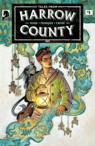 Tales from Harrow County – Death's Choir #1 – 4 (2019-2020)