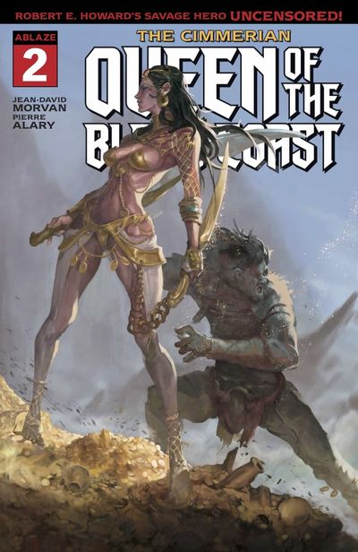 The Cimmerian – Queen Of The Black Coast #2 (2020)