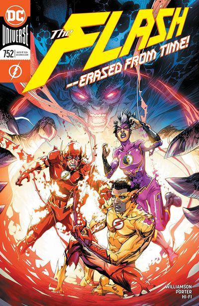 The Flash #752 (2020)