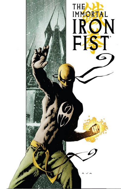 The Immortal Iron Fist Omnibus (Fan Made) (2009)
