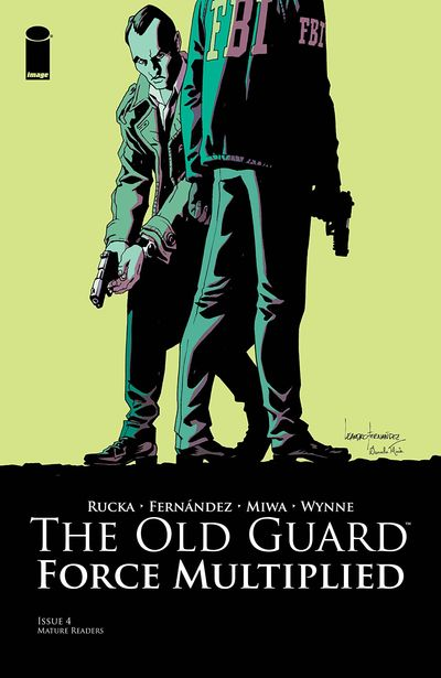 The Old Guard – Force Multiplied #4 (2020)
